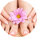 Luxury Mani and Pedi Combo